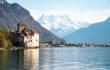 Italian Lakes, Alpine Peaks & Rural France - 13 Days