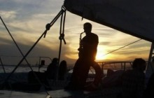 Sunset Jazz Catamaran Cruise
