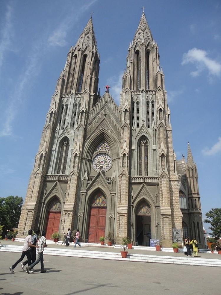 St. Philomena's Cathedral, Mysore