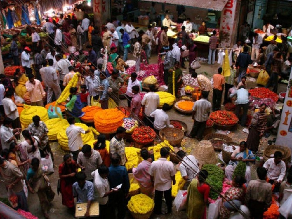 K. R. Market