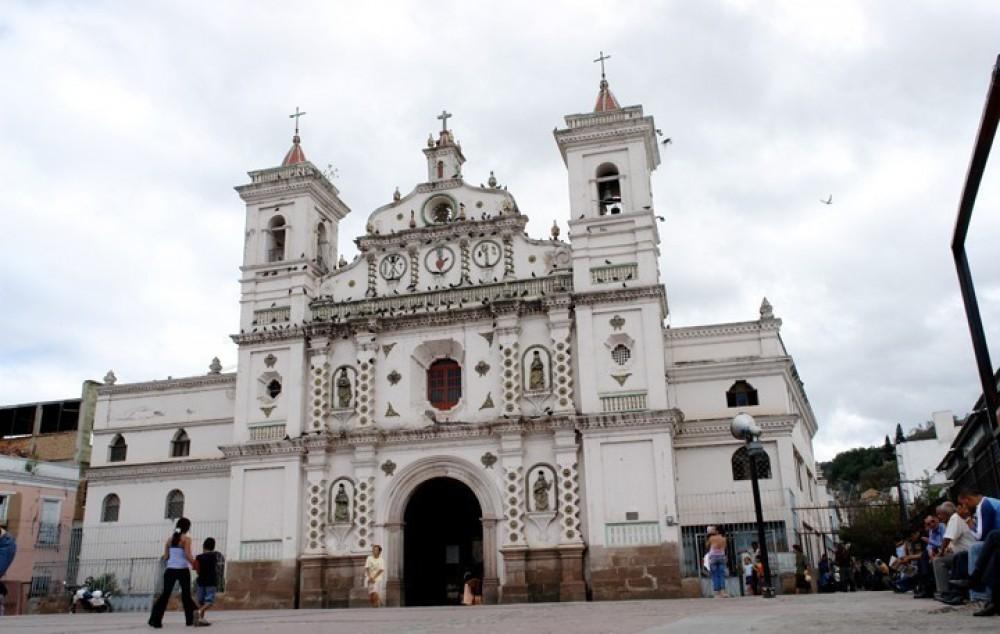 Iglesia de San Francisco - Tegucigalpa