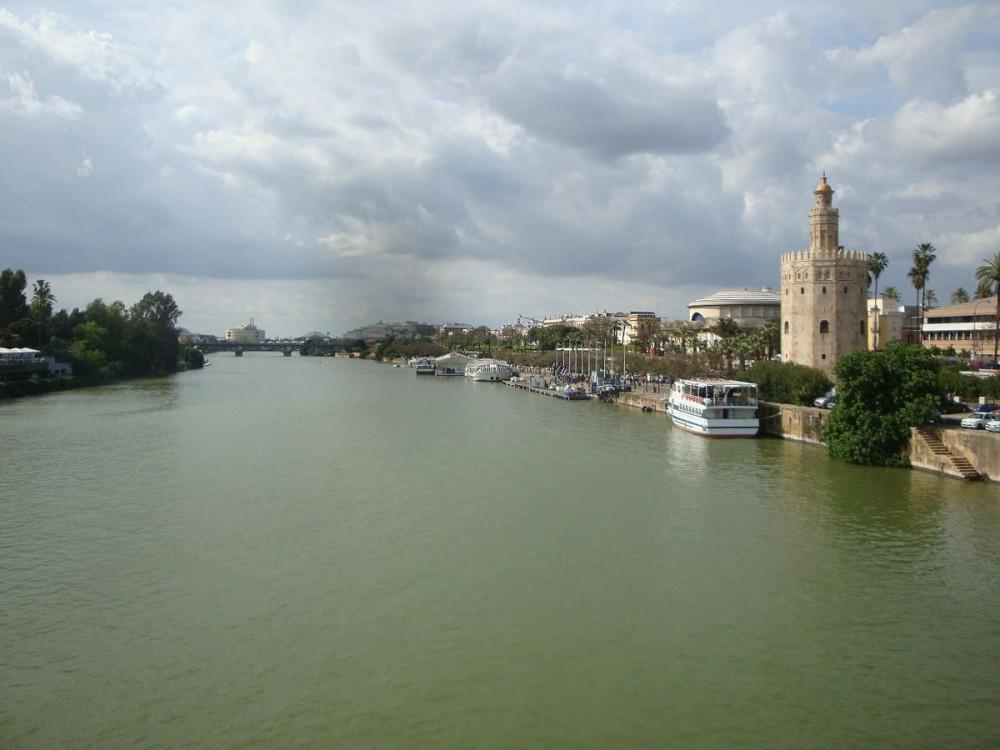 Torre del Oro - Seville