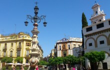 5 Day Andalucia + Toledo by Bus from Barcelona