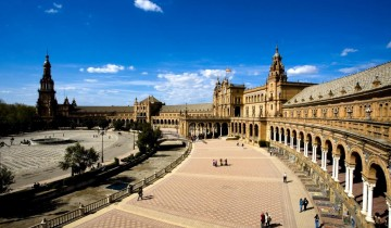 A picture of 5 Day Andalucia + Toledo by Bus from Barcelona