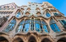 Gaudí: Sagrada Família + Park Güell + Casa Batlló + La Pedrera
