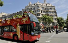 Barcelona Full Day Tour by High Speed Train from Madrid