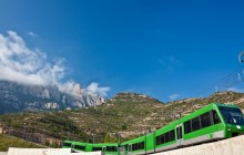 Barcelona Highlights & Montserrat Mountain with Cog Wheel Train