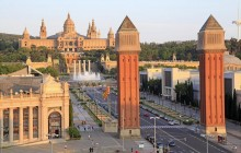 8 Day Andalucia + Toledo from Barcelona