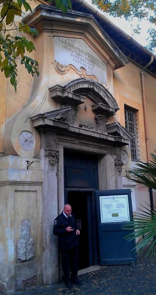 Basilica of San Clemente al Laterano