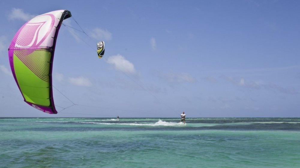 Kiteboard Rental with Assistance