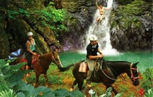 Costa Rica Horseback Riding And Waterfalls Tour