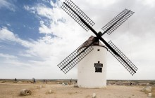 Don Quixote Experience from Madrid