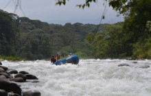 White Water River Rafting Class III & IV