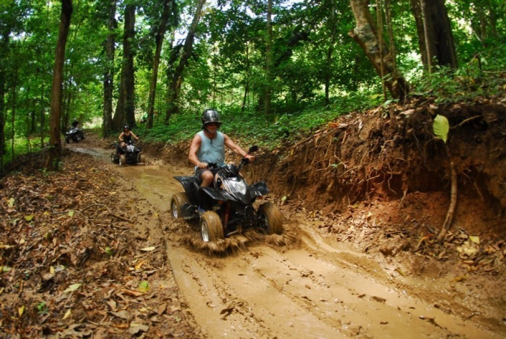 ATV 4x4 Mountain Adventure
