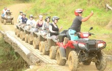 ATV 4x4 Adventure and Ziplining
