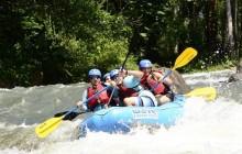 Adventure Combo #1: Raft & Rappel