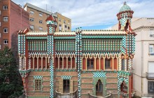 Exclusive Casa Vicens Guided Tour (Gaudí House)