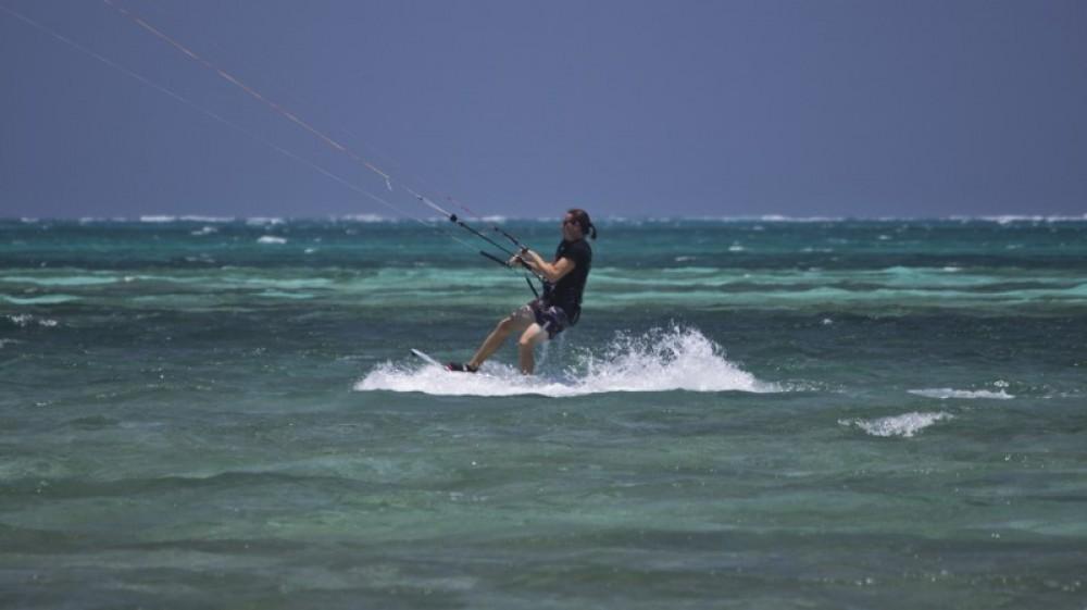 Kiteboard Refreshing Course