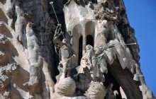 Sagrada Familia with Towers Fast Track Guided Tour