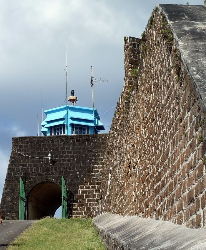 Fort Charlotte, Saint Vincent