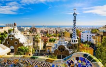 Sagrada Familia + Park Güell Fast Track Guided Tour
