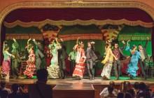 Flamenco Night In Seville