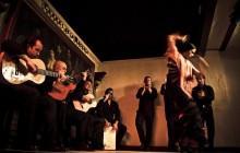 Flamenco Show at Corral De La Morería