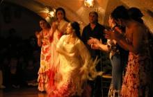 Flamenco Show at Tablao Cordobes