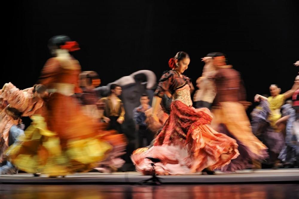 Flamenco Show In Granada