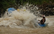 Whitewater Rafting - Savegre River