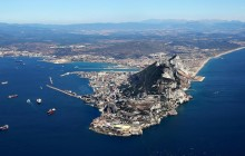 Gibraltar Sightseeing Tour with Dolphin Sighting from Malaga