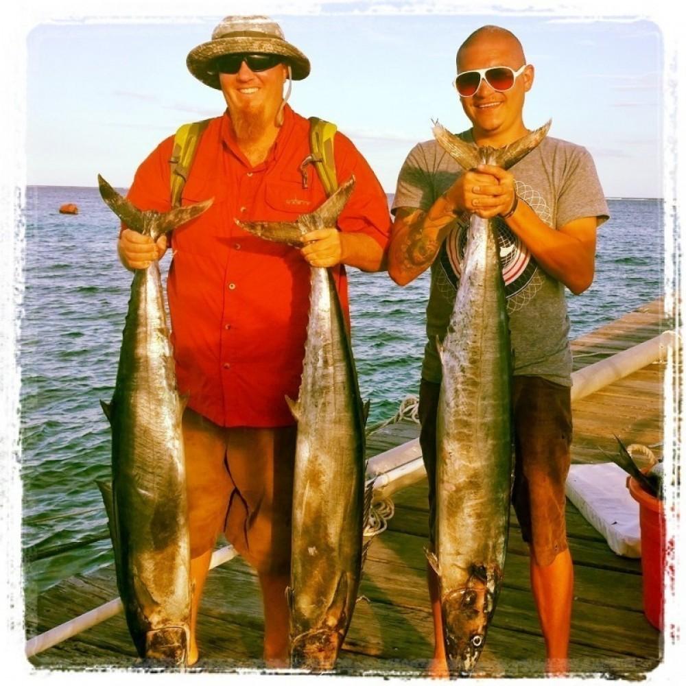 Deep Sea Fishing: Full Day
