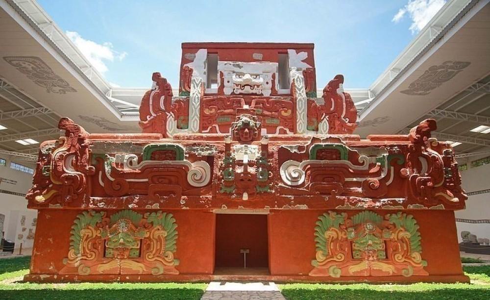 Museo de Arqueología Maya