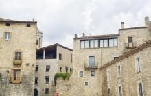 Girona + Montserrat with Cog Wheel Train from Barcelona