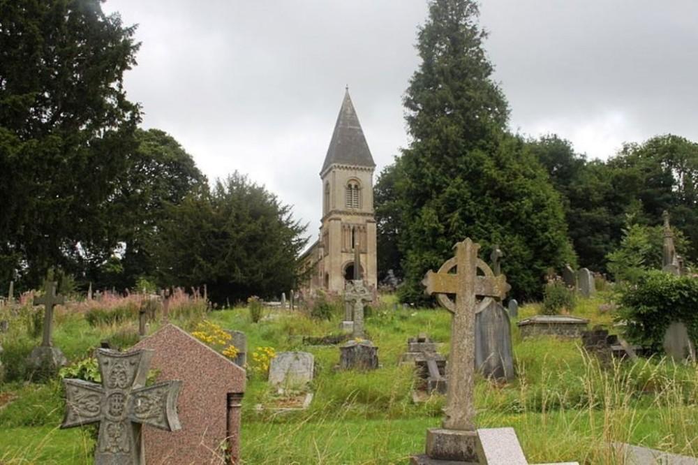Bath Abbey Cemetery