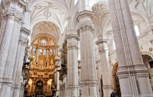 Historic Granada Cathedral + Royal Chapel Tour