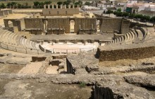 Italica, City Of Rome from Seville
