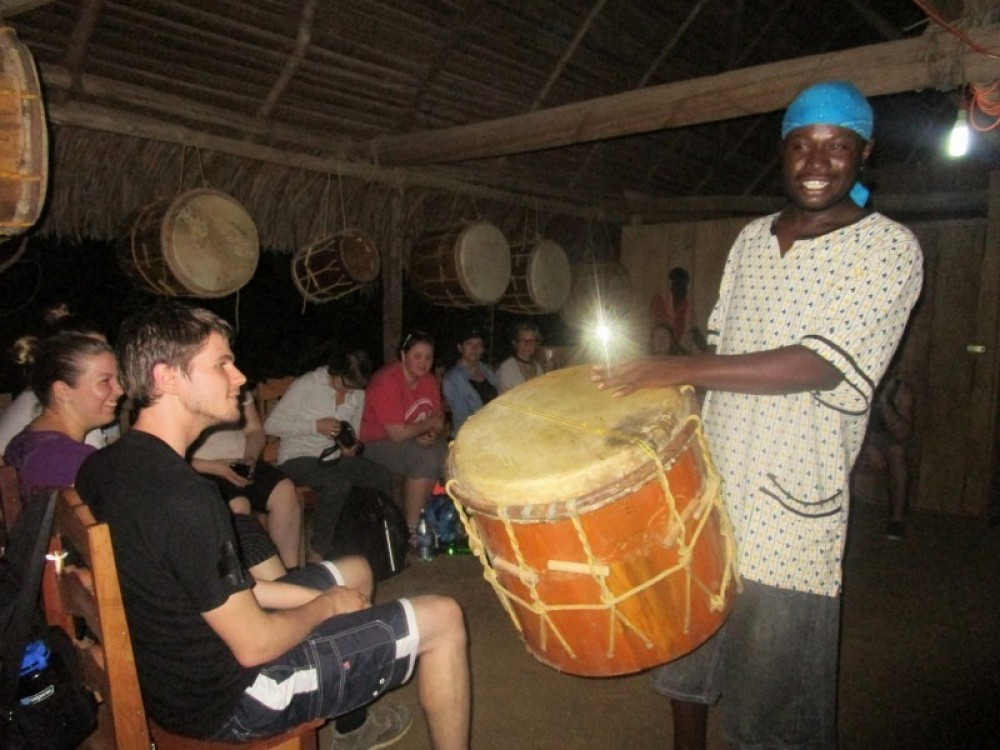 Drumming, Dancing and Dinner