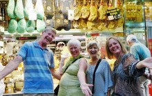 Small Group Madrid Authentic Tapas & History Tour