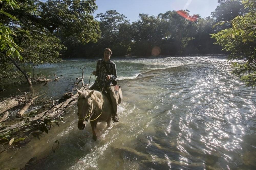 Xunantunich Horseback Ride