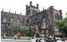 St Werburgh's Church, Chester