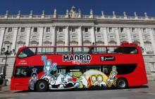 Madrid City Tour Hop On Hop Off