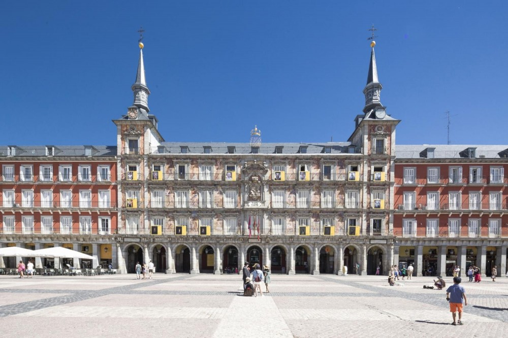 Madrid Highlights Morning Tour