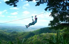 Finca Daniel Zip Line Tour, More Than A Canopy Ride!