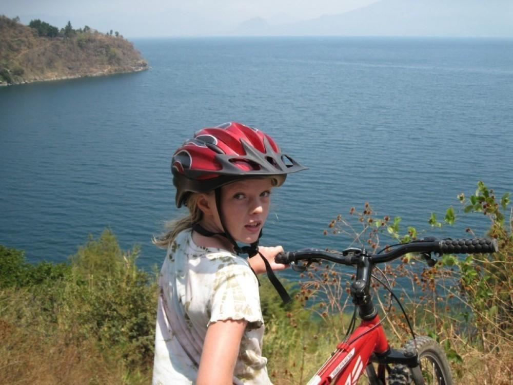 Mountain Biking Route One