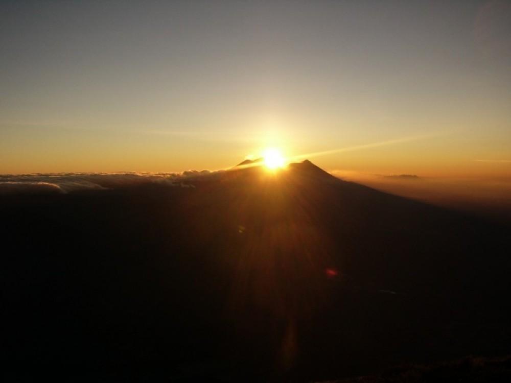 Atitlan Volcano 2 days 1 night