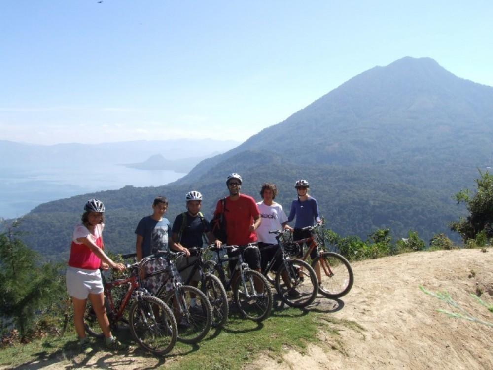Mountain Biking Route Five