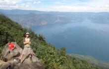 1 Day Lake Atitlán Kayak and Hike