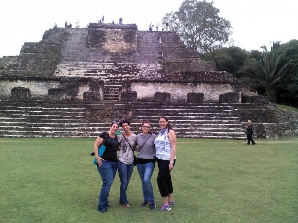 Altun Ha Mayan Site