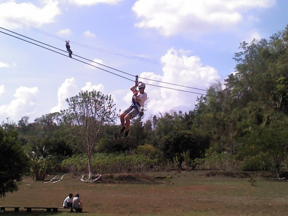 Belize Zip Line Canopy Tour